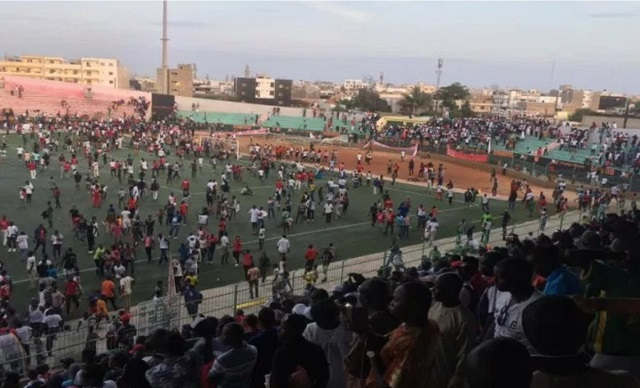 Senegalese govt suspends Sports events after football deaths