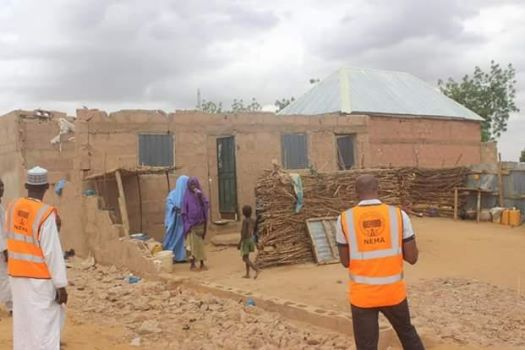 More than 500 houses destroyed in Sokoto windstorm