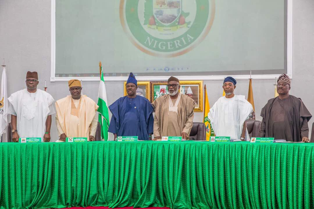 South West Governors call for economic self-determination