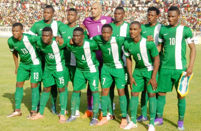 Federal government approves fund for Super Eagles matches