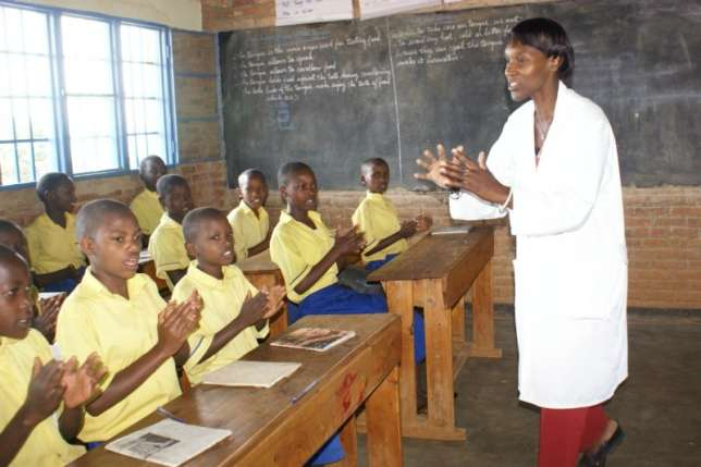 Nigerian students urged to think beyond the classrooms