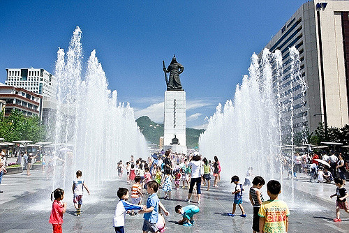 Tourists spending in South Korea drops by 72%
