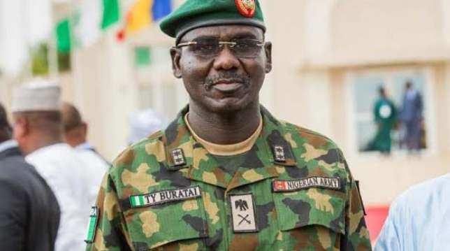 700 Boko Haram fighters surrender – Army chief Buratai