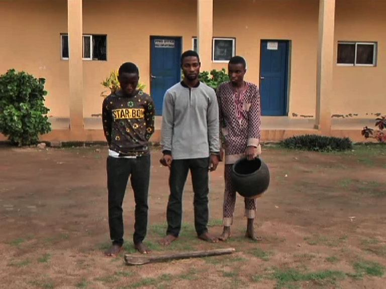 Osun Police arrest gang of ritualists over murder of UNIOSUN student