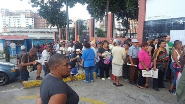 Voting underway in Venezuela to elect new Constituent Assembly
