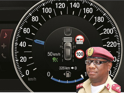 FRSC intensifies effort on use of Speed Limit Device