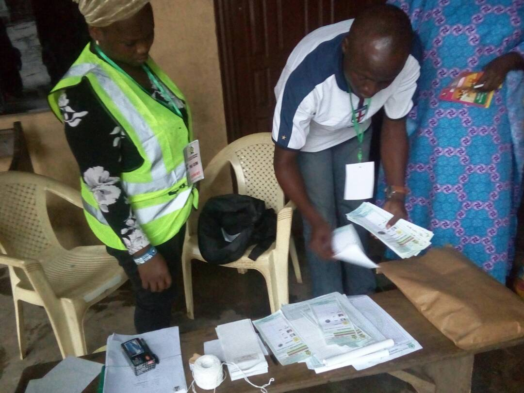 Live Updates: #LagosCouncilElections Results