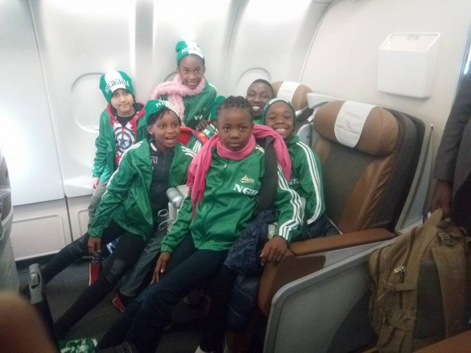11 Nigerian gymnasts to compete in S.A.