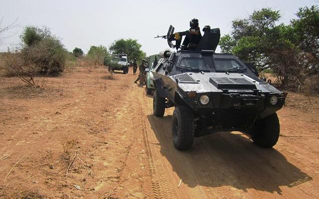 Nigerian Army recovers 21 bodies in rescue operation