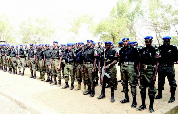 Osogbo shooting : Police arrest five persons