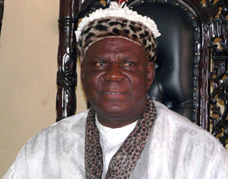 Obong of Calabar distances self from secession calls
