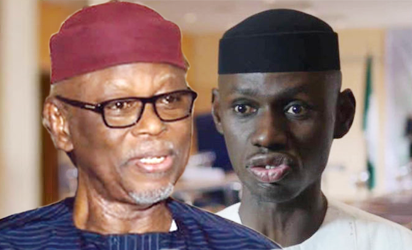 Oyegun caused APC's loss in Osun – Timi Frank