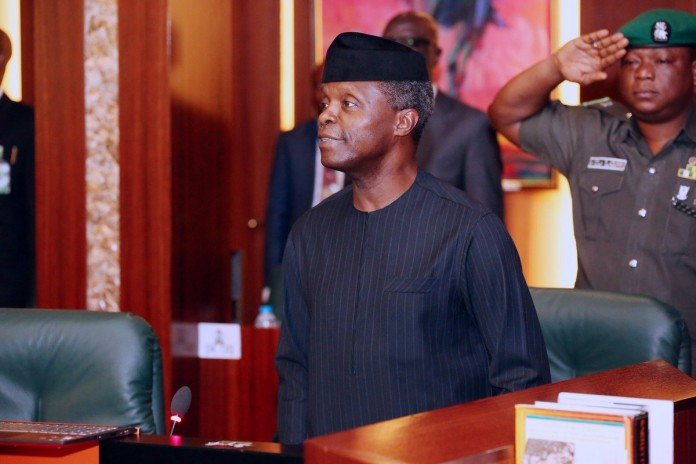 Nigeria committed to stopping terrorist financing in Africa – Osinbajo