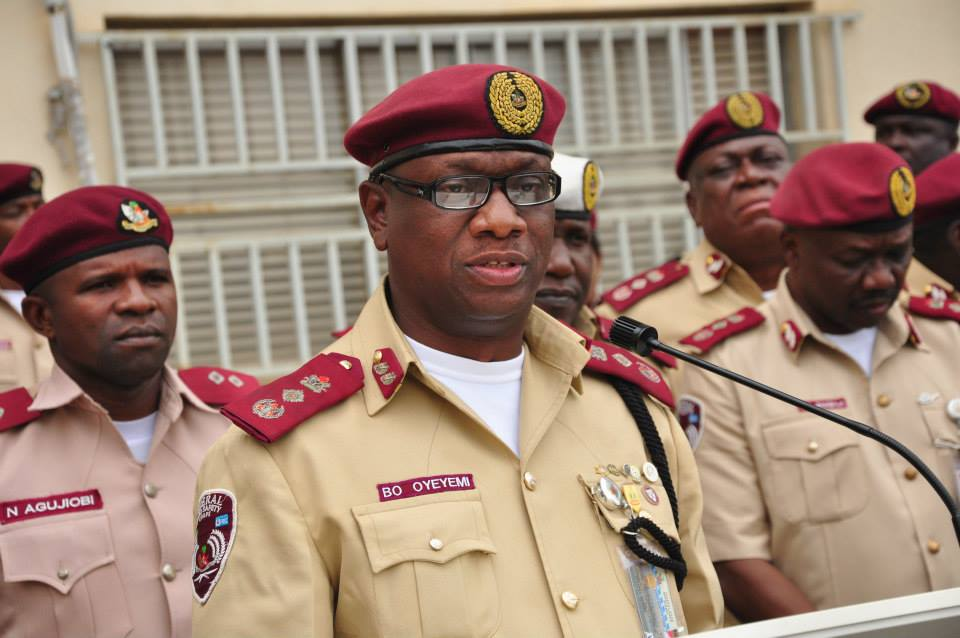 FRSC to deploy extra 200 officials to manage traffic on Apapa highway