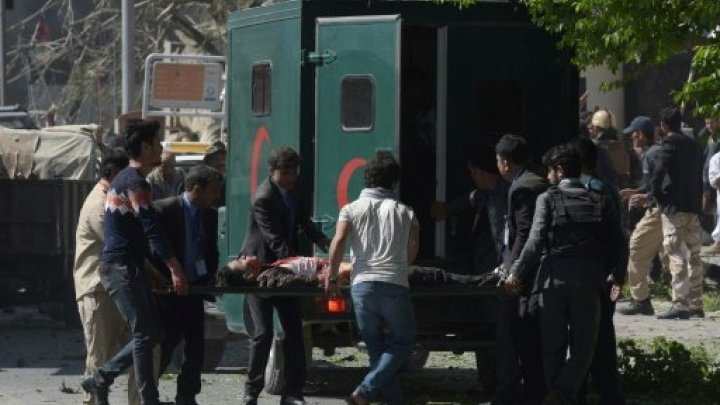 Afghan suicide bombing death toll rises to 30