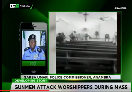 Update: 11 worshippers killed in Anambra Church attack – Police