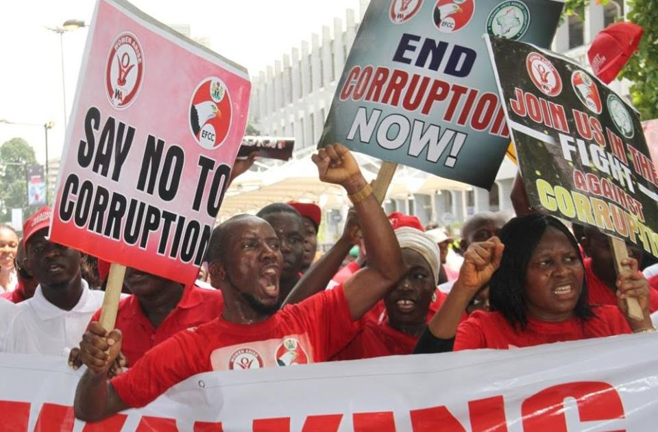 Odumakin, Inibehe, others issue red card to corruption
