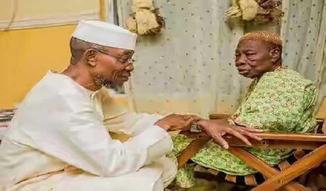 Saratu Aregbesola (1932 – 2017) : Governor Aregbesola's mother buried