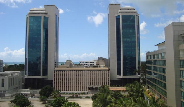 Tanzania's central bank slashes interest rate to 9 pct