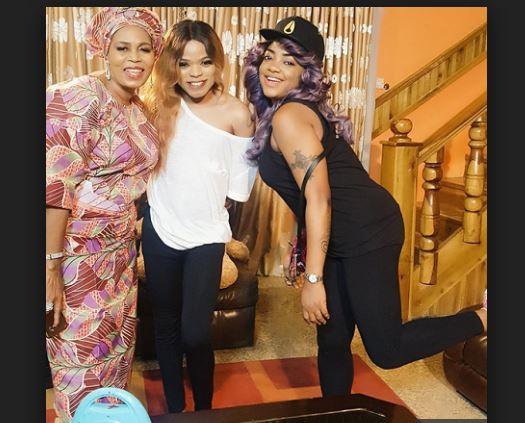 Nigerian Male Barbie, Bobrisky joins Nollywood