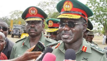 Boko Haram war not yet over, Buratai warns troops
