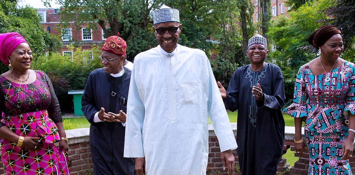 Buhari's supporters accuse opposition of sponsoring protests
