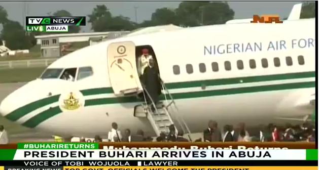 #BuhariReturns: President Buhari's family in Daura thanks all Nigerians