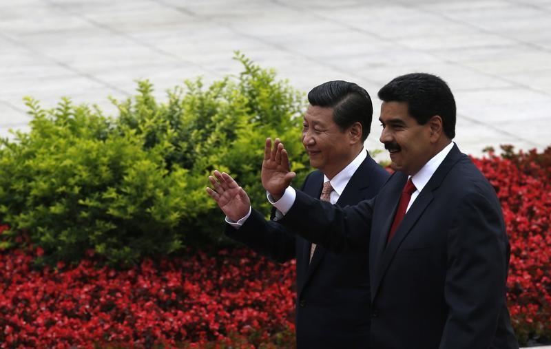 China says sanctions won't help as Trump targets Venezuela