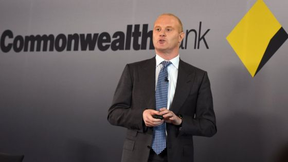 Australian Commonwealth Bank chief to step down
