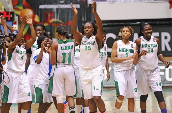 D'Tigress beat Mali to qualify for 2018 FIBA W'Cup
