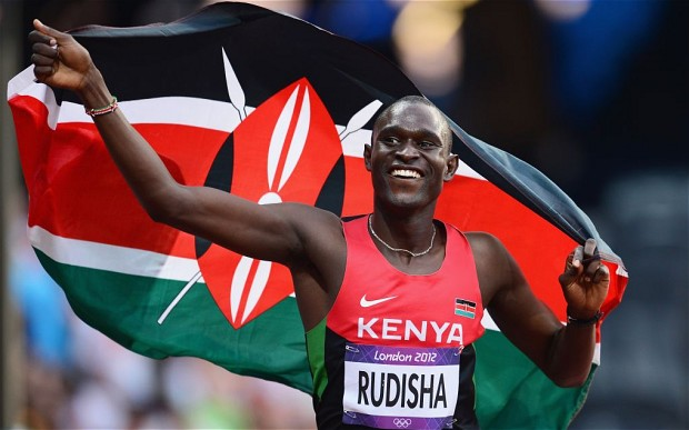 IAAF World Championship : Kenya's Rudisha withdraws with injury