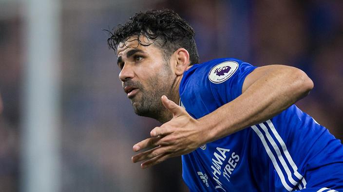 "Chelsea treating me like a ""criminal"" – Diego Coasta"