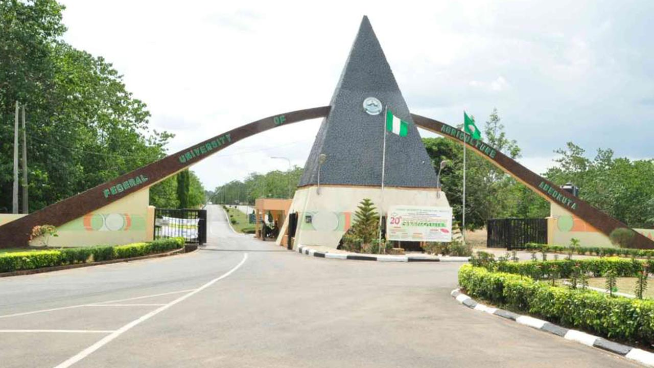FUNAAB releases Cut-Off marks for 2017/2018 Admission Exercise