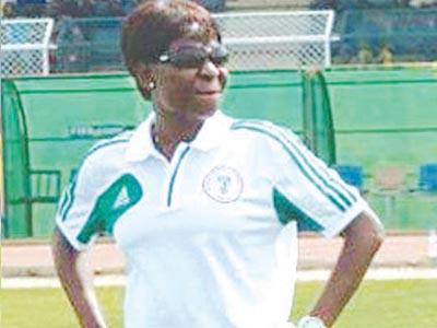 Florence Omagbemi shocked by NFF snub