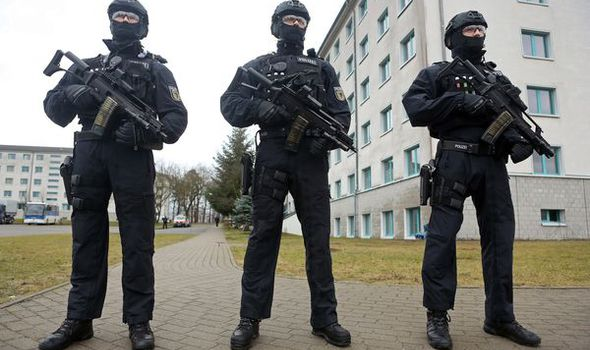 German Police on high alert after reports of possible I.S. attack