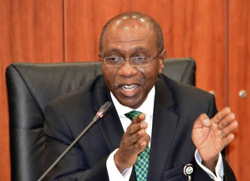 We're monitoring use of naira-denominated cards – CBN