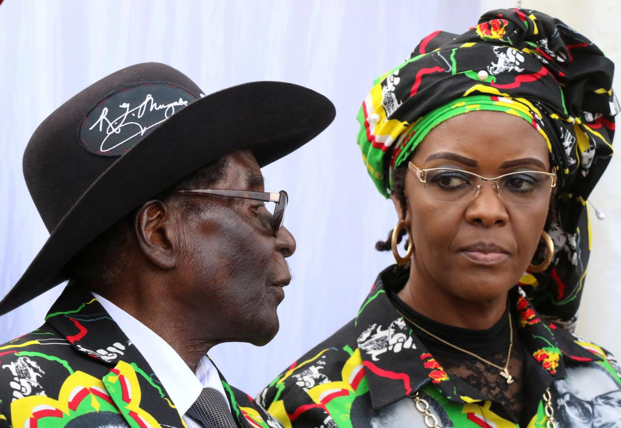 Assault: Grace Mugabe fails to turn up for Court hearing