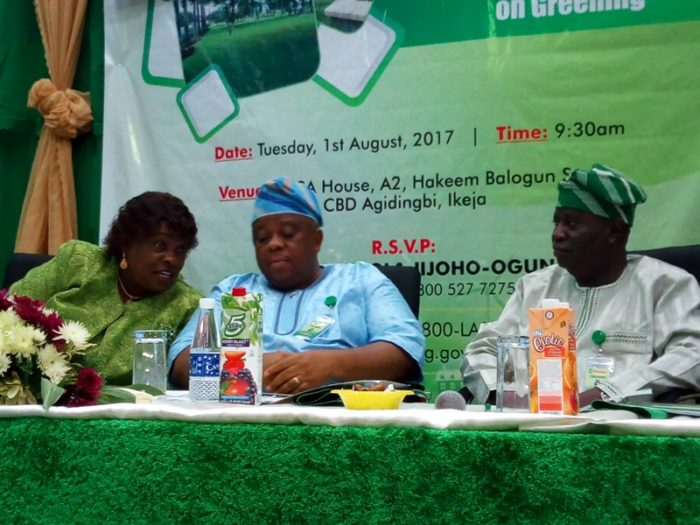 Greener Lagos: Ambode calls for more Private sector participation