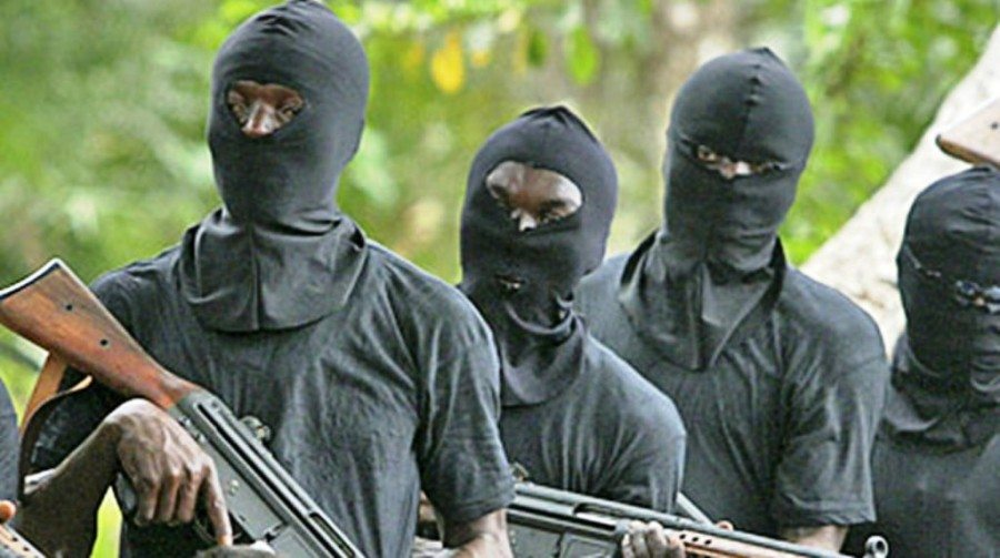 Gunmen abduct Ikeja Local Government clerk
