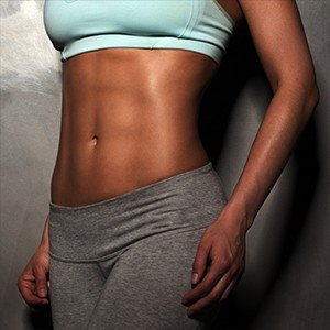 Ways to Get a Flat Stomach Without Diet or Exercise