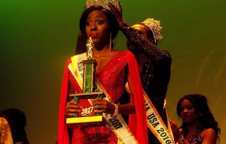 Idara Inokon from Akwa Ibom wins Miss Nigeria USA 2017