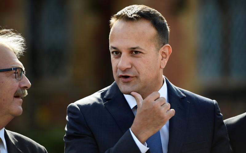 Irish PM calls for 'unique solutions' to UK-EU ties