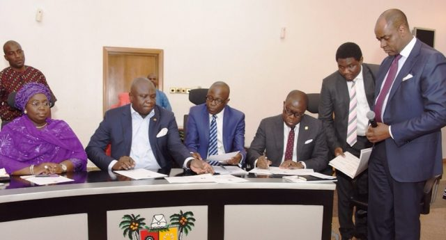 Lagos closes N85.14bn Series II Bond
