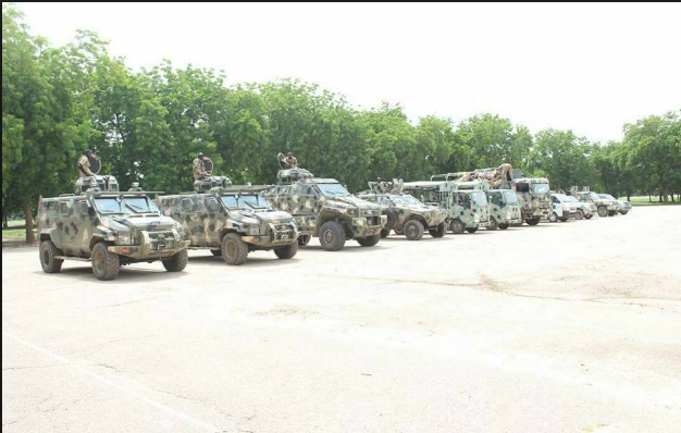 Operation Lafiya Dole launches Mobile Task Force to crush Boko Haram