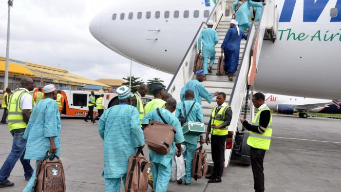 Hajj 2017: Lagos airlifts first batch of 460 Pilgrims to Saudi