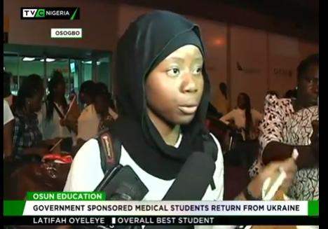 Osun sponsored 85 medical students to Ukraine