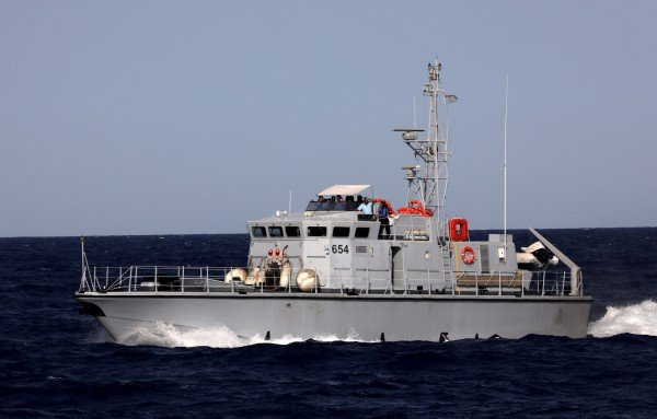 Libyan navy seizes tanker over suspected smuggling: spokesman