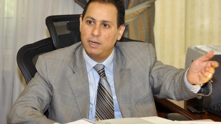 Egyptian stock market boss seeks European investments