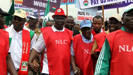 NLC conference on restructuring turns rowdy