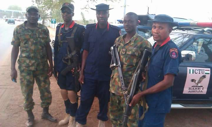 NSCDC, Nigerian Army collaborate to tackle insecurity